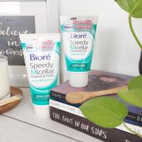 Review: Biore Speedy Micellar Cleansing Foam(Acne Care) - An affordable and effective Cleanser
